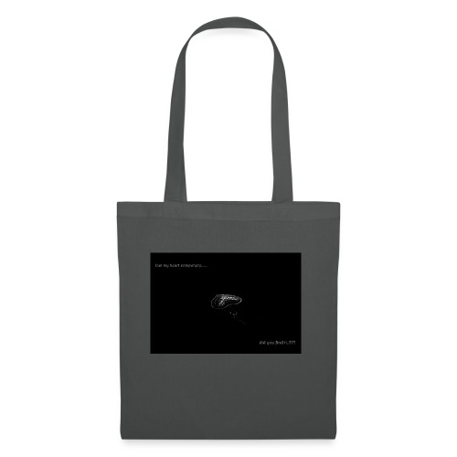 Lost Ma Heart - Tote Bag