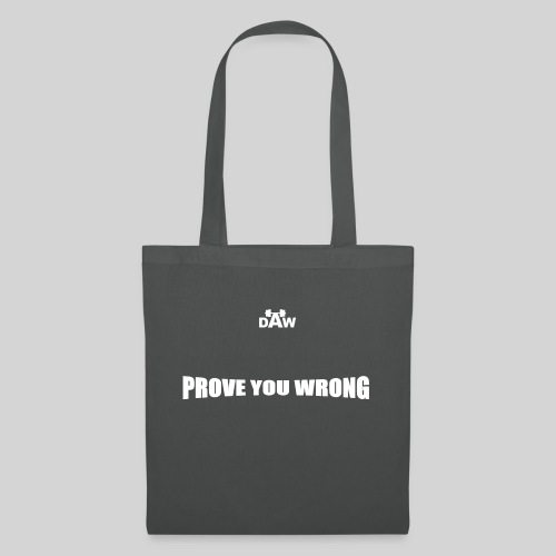 daw back middle - Tote Bag