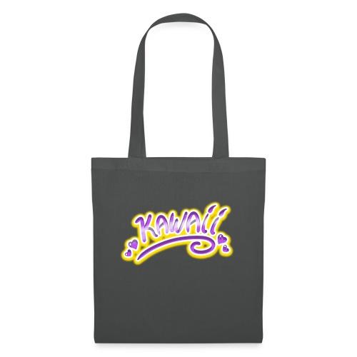 Kawaii Logo! - Sac en tissu