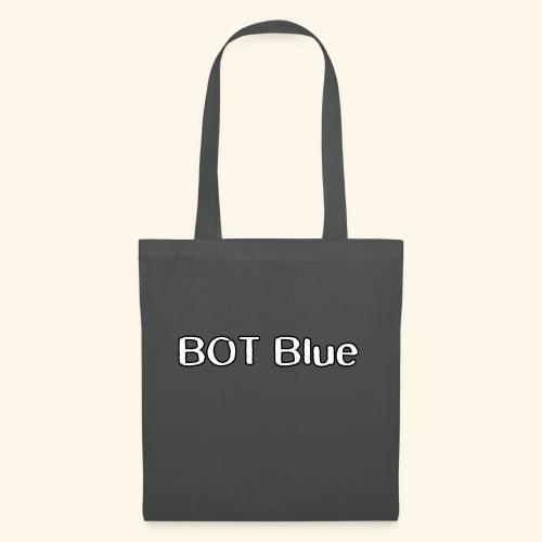 BOT Blue Written Logo - Tote Bag