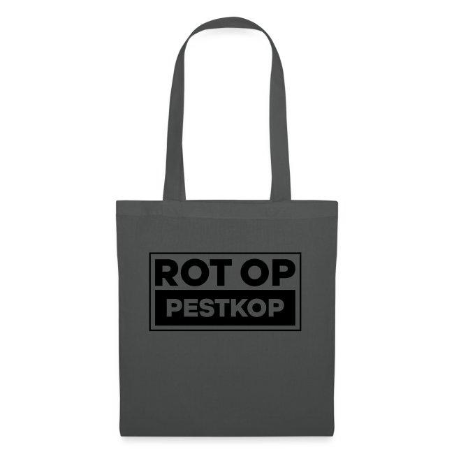 Rot Op Pestkop - Block Black