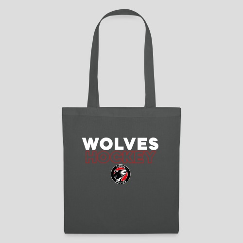 Wolves Hockey - Stoffbeutel