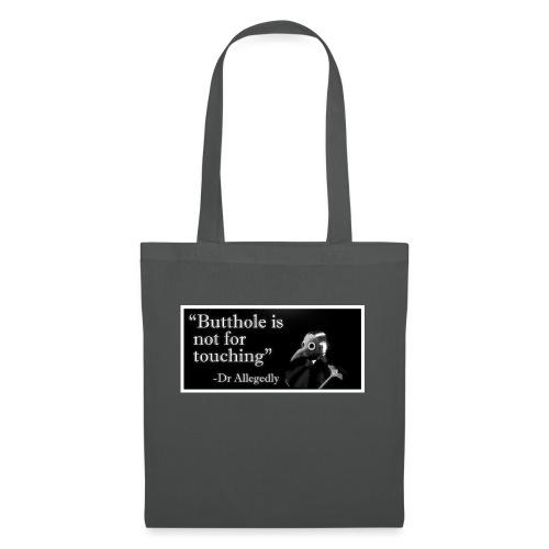 Dr Allegedly's Sage Medical Advice - Tote Bag
