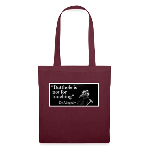 Dr Allegedly's Sage Medical Advice - Tote Bag