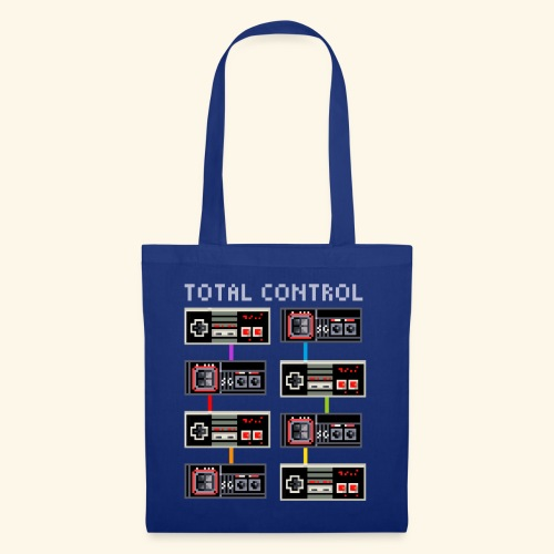 TOTAL CONTROL - Borsa di stoffa