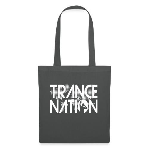 Trance Nation (White) - Tygväska