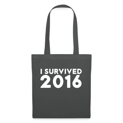 I SURVIVED 2016 - Tote Bag