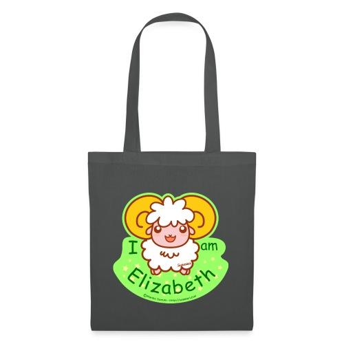 I am Elizabeth - Tote Bag