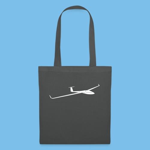 Ls neo Segelflugzeug Segelflieger Geschenk gleiten - Stoffbeutel