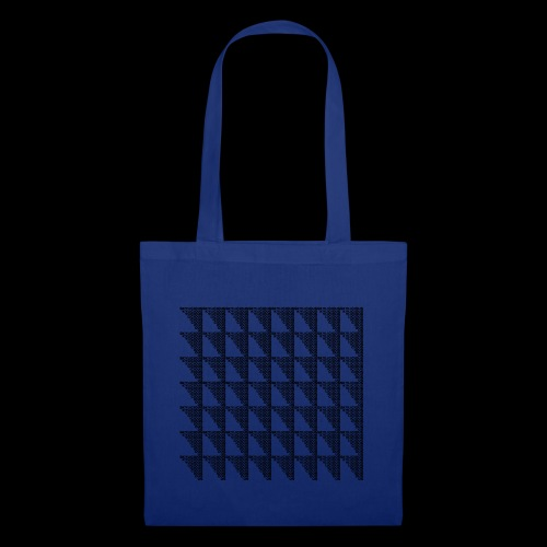 Checkered Pattern - Torba materiałowa