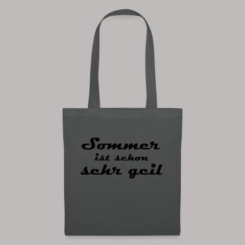 summer is very cool - Tote Bag