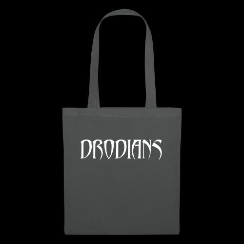 DRODIANS WHITE - Tote Bag