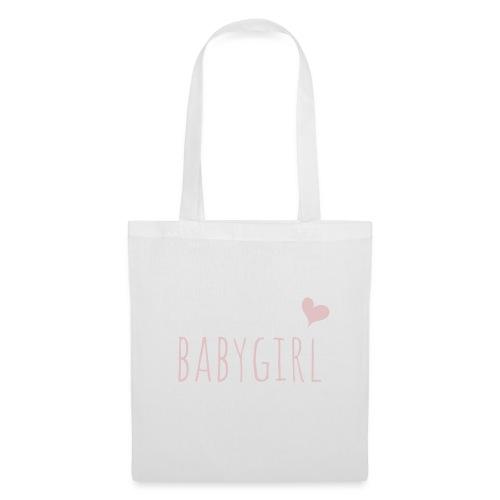 babygirl - Stoffbeutel
