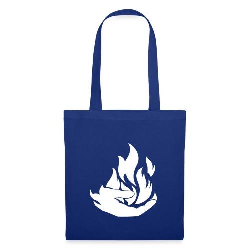 Flamekeeper logo - Tas van stof