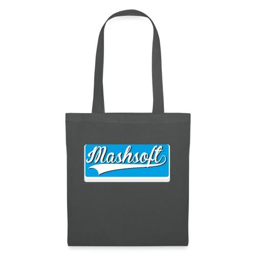 Mashsoft Retro Logo - Stoffbeutel