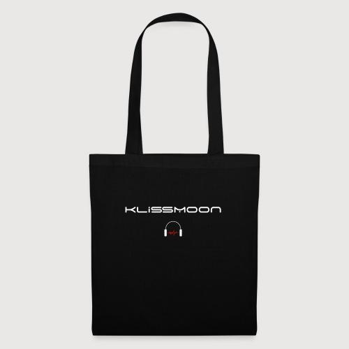 Klissmoon Logo white - Tote Bag