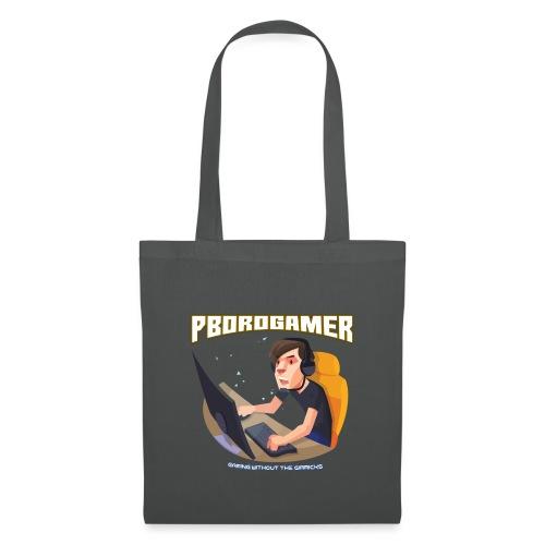 PBoroGamer Character - Tote Bag