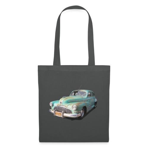 Classic car. Chrysler - Tas van stof