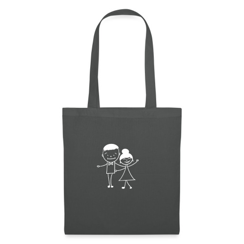 Little happy humans - Tote Bag
