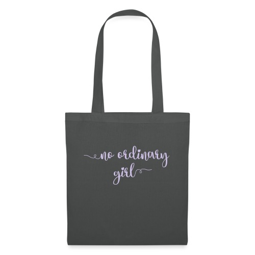 No Ordinary Girl - Tote Bag