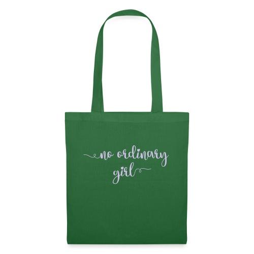 No Ordinary Girl - Tote Bag
