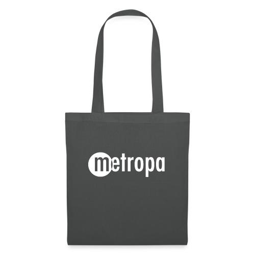 METROPA Logo dark - Stoffbeutel