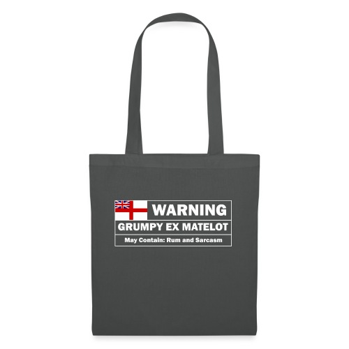Grumpy Ex-matelot - Tote Bag
