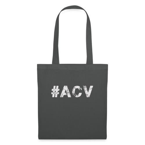#ACV Logo grau - Stoffbeutel