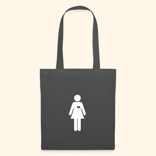 Pictogram woman women - Tote Bag