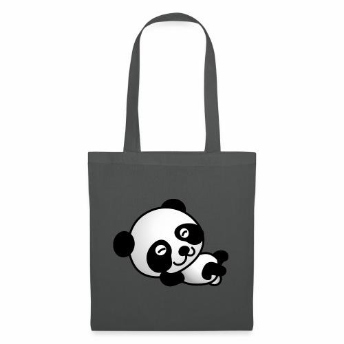 panda 154984 1280 - Stoffbeutel