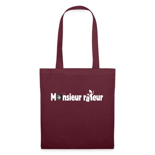 monsieur râleur - Tote Bag