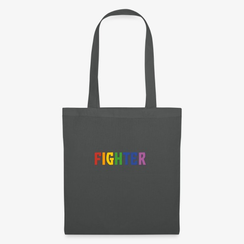 Fighter Pride (Rainbow) - Tote Bag