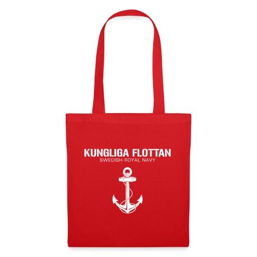 Kungliga Flottan - Swedish Royal Navy - ankare - Tygväska