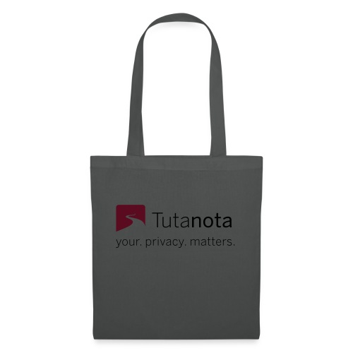 Tutanota - Your. Privacy. Matters. - Stoffbeutel