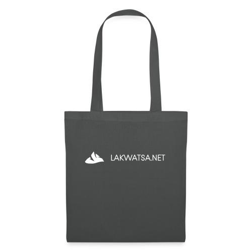 White logo no background - Tote Bag