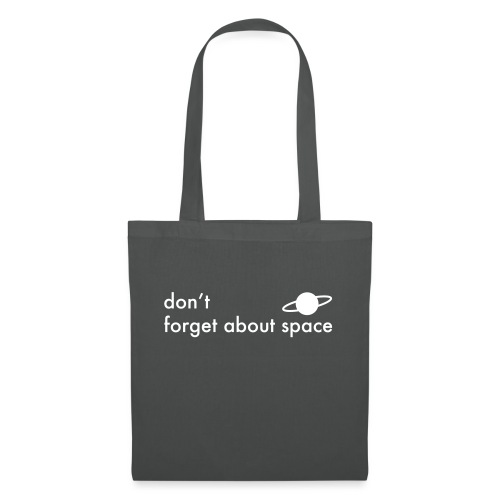 dont forget white - Tote Bag