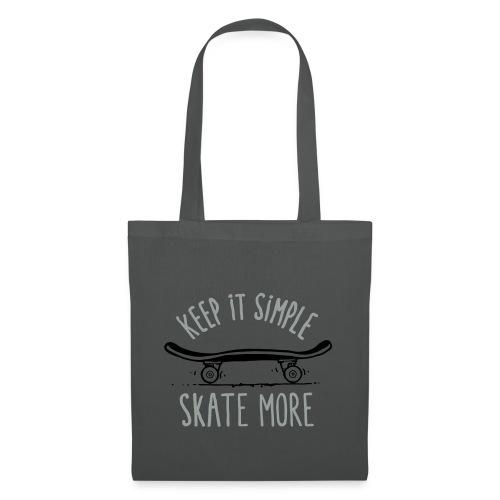 skateboard - Tote Bag