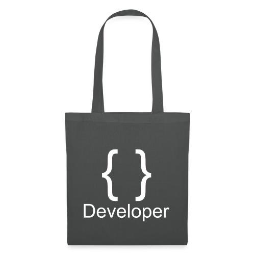 Developer - Stoffbeutel