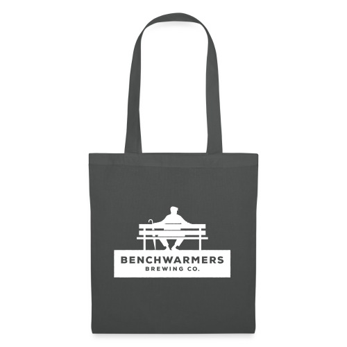 Benchwarmers logo - Tygväska