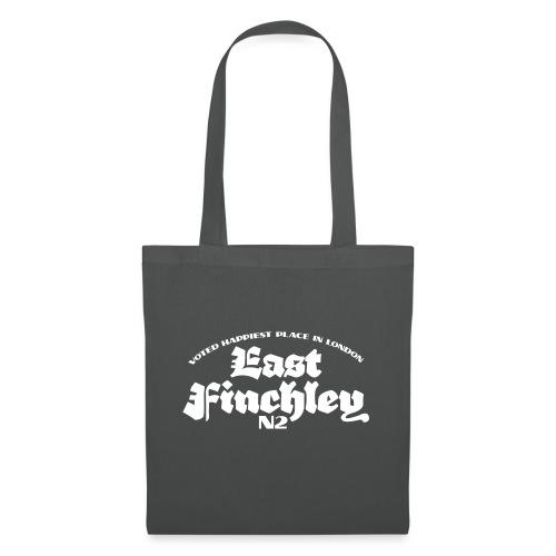 East Finchley Blackletter - Tote Bag