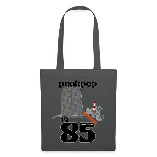 Dark Close PunkPop 1985 - Borsa di stoffa