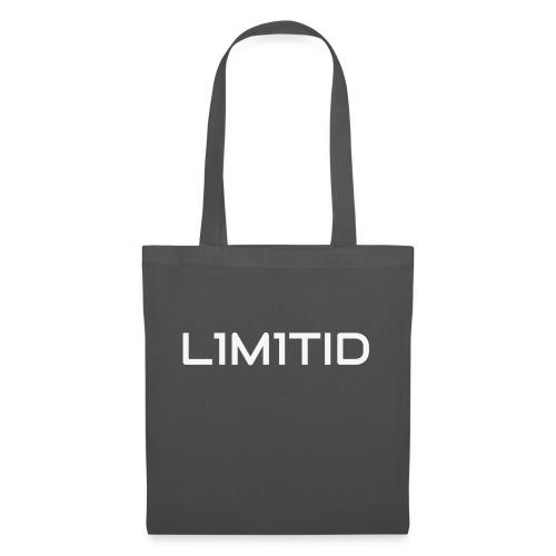 L1M1TID Official Tee - Stoffveske
