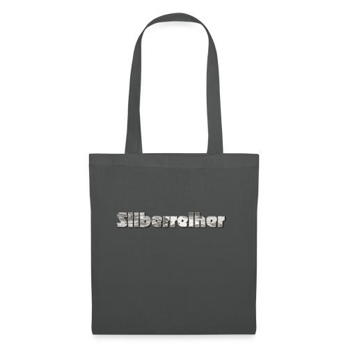 Silberreiher - Stoffbeutel