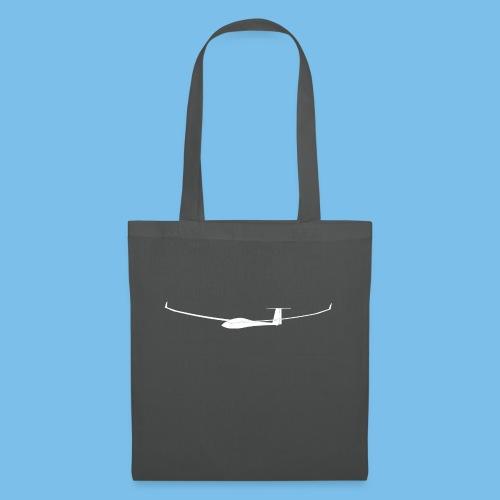 Segelflugzeug Discus Segelflieger gleiten Geschenk - Stoffbeutel