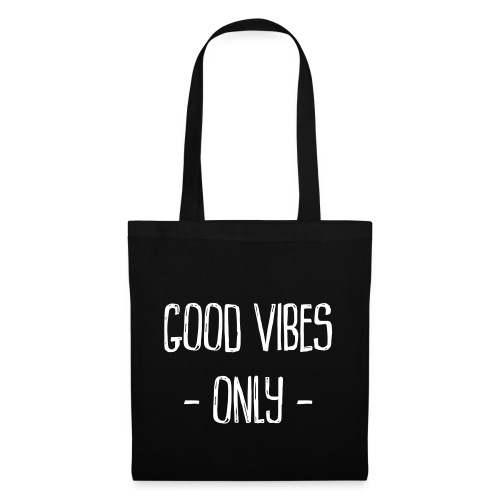 Good vibes only - Stoffbeutel