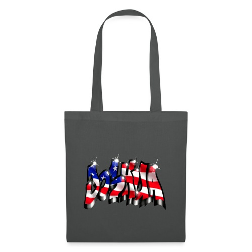 GRAFFITI JOSHUA USA STYLE PRINTABLE ON EVERYTHING - Tote Bag