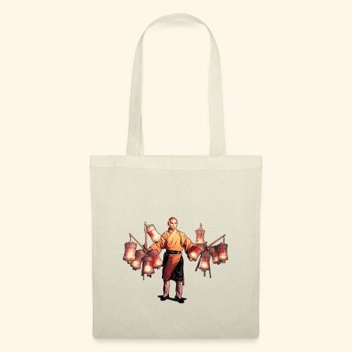 Shaolin Warrior Monk - Tas van stof