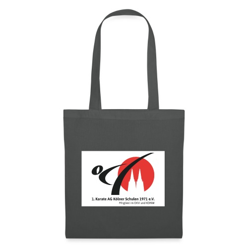 Fanshop_Logo_Karate_Ag - Stoffbeutel