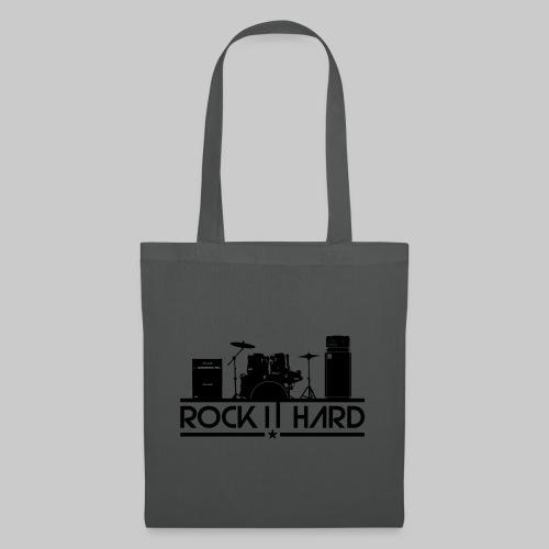 rock it hard - Stoffbeutel