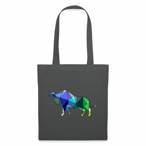 Toro Color - Bolsa de tela